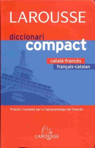 Diccionario compact catala-frances/français-catalan
