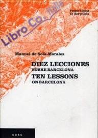 Diez lecciones sobre barcelona