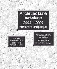 Arquitectectura catalana 2004-20