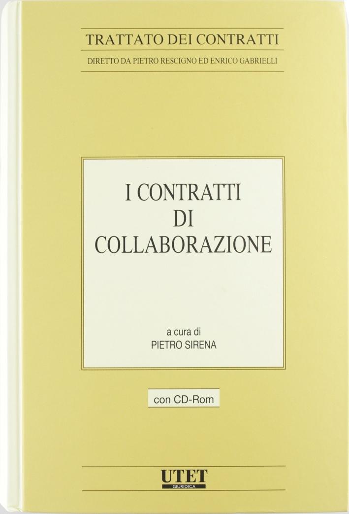 I contratti di collaborazione. Con CD-ROM.