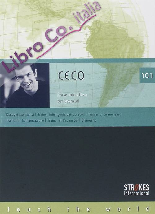 Ceco 101. Corso avanzato. CD Audio e CD-ROM.