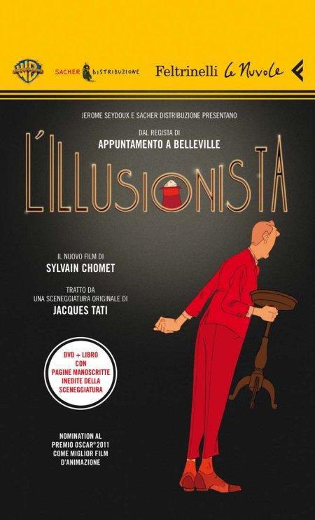 L'illusionista. DVD. Con libro.