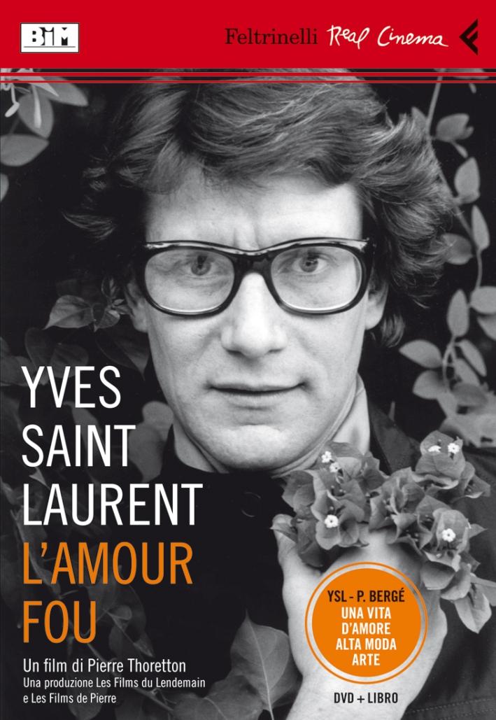 Yves Saint Laurent, l'amour fou. DVD. Con libro.