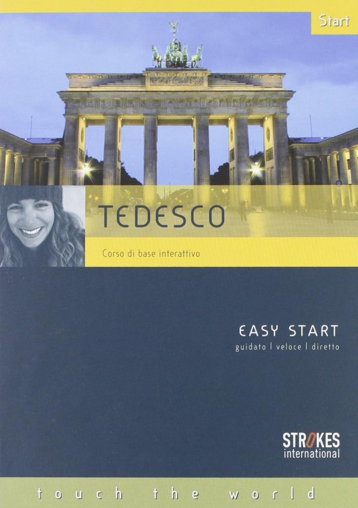Tedesco. Entry level 1. DVD-ROM.