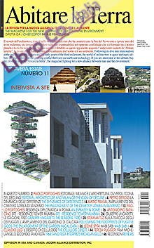 Abitare la Terra n. 11/2005. Dwelling on Earth