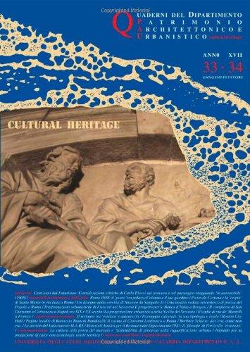 Quaderni PAU n. 33-34/2007.