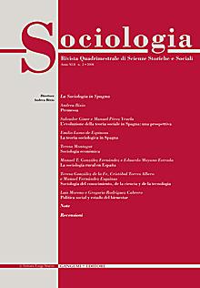 Sociologia n. 2/2008.