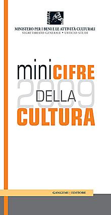 Minicifre della Cultura 2009.