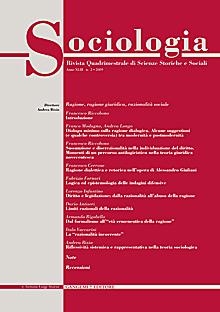 Sociologia n. 2/2009