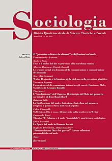 Sociologia n. 1/2010.