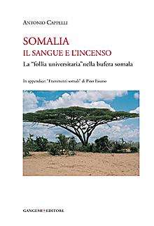 Somalia. Il sangue e l'incenso. La «follia universitaria» nella bufera somala.