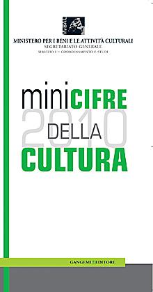 Minicifre della Cultura 2010.