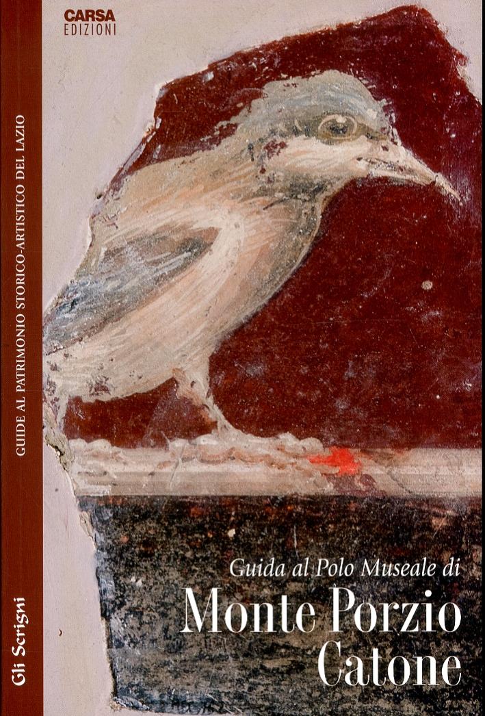 Guida al Polo Museale di Monte Porzio Catone.