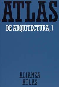 Atlas de arquitectura; t.1