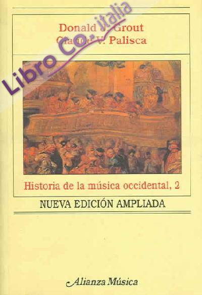 Historia de la musica occidental, 2