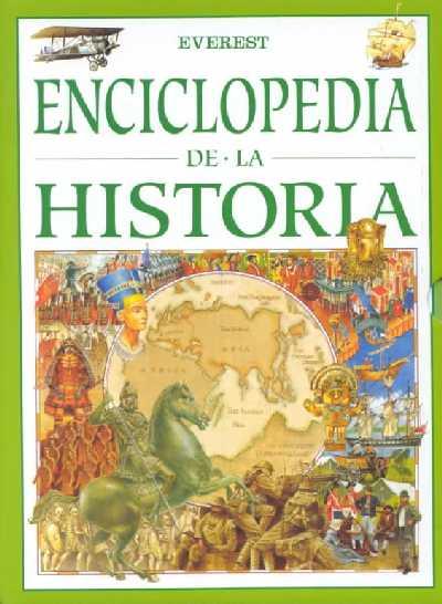 Enciclopedia de la historia10 tomos