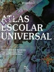Nuevo atlas escolar everest