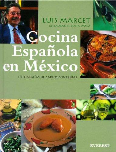 La cocina española en mejico