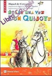 Erase una vez don quijote (