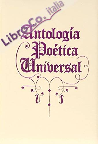 Antologia poetica universal : (modelo 6)