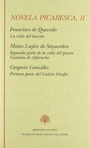 Novela picaresca vol.ii