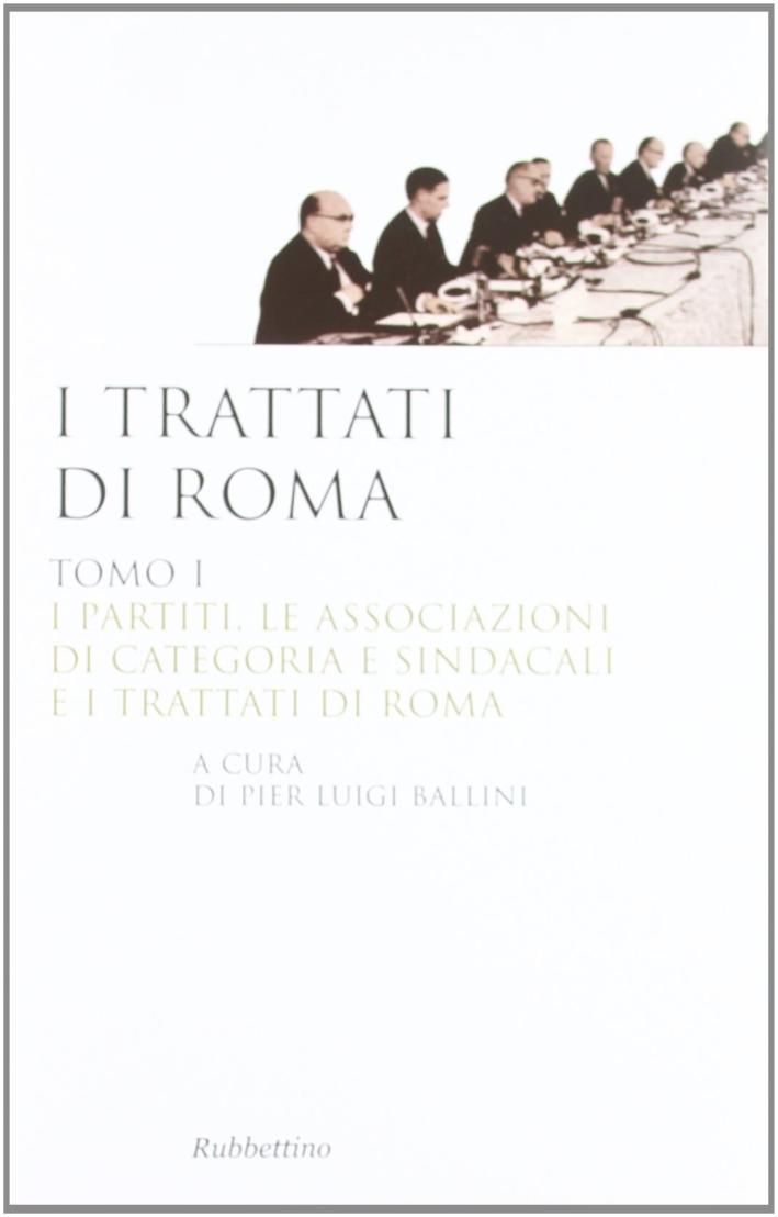 I trattati di Roma