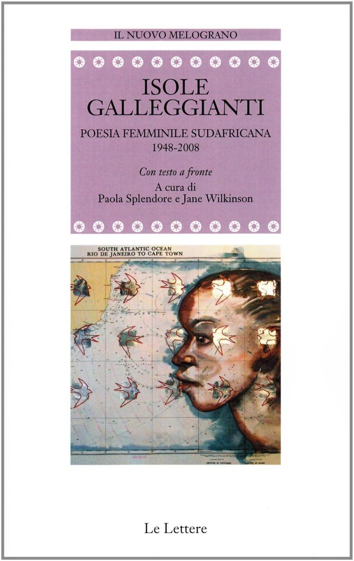 Isole galleggianti. Poesia femminile sudafricana (1948-2008)