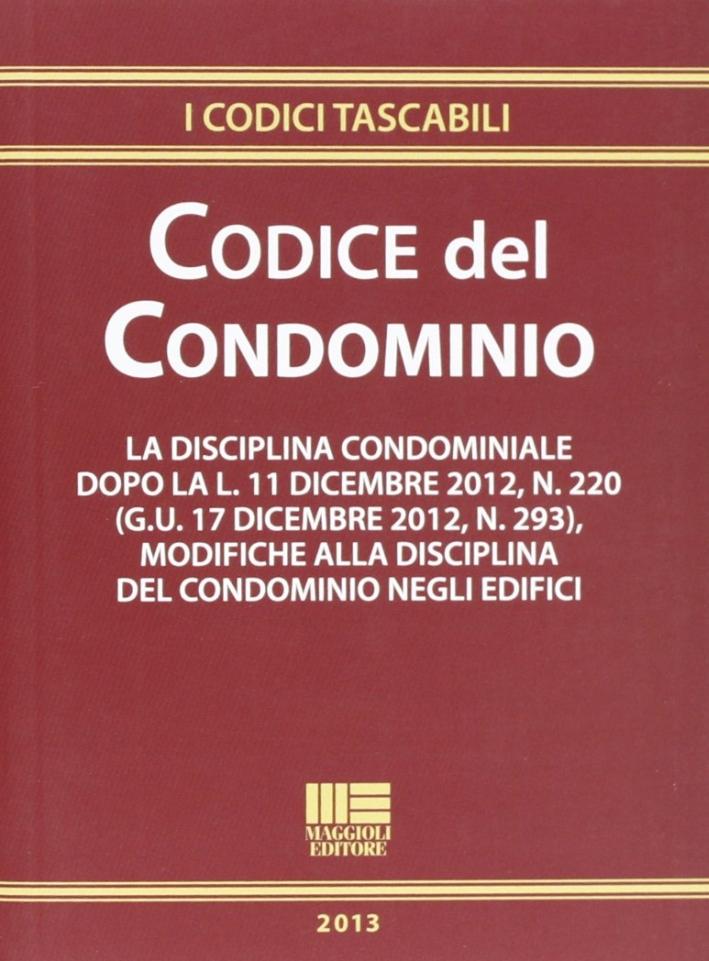 Il codice del condominio