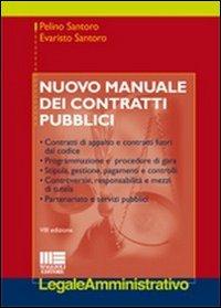Nuovo manuale dei contratti pubblici