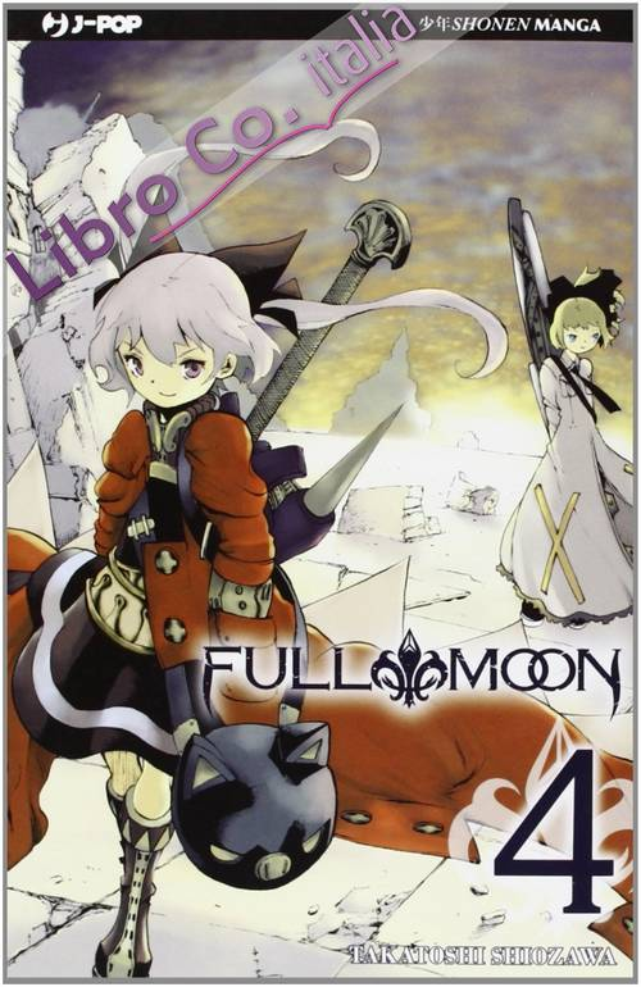 Full moon. Vol. 4