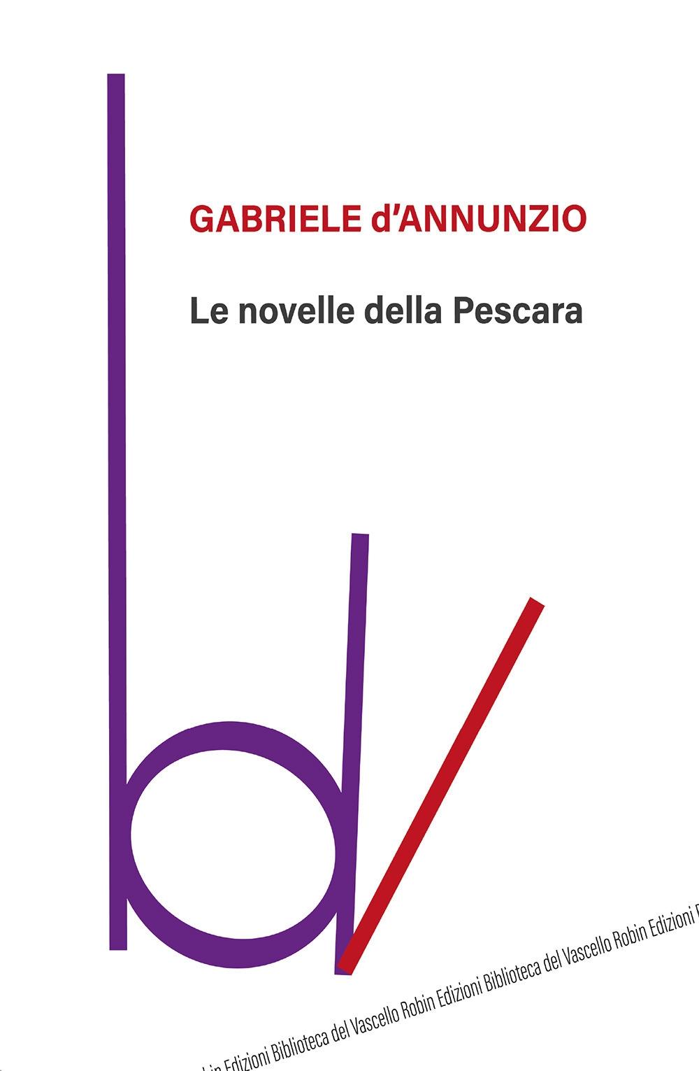 Le novelle della Pescara.