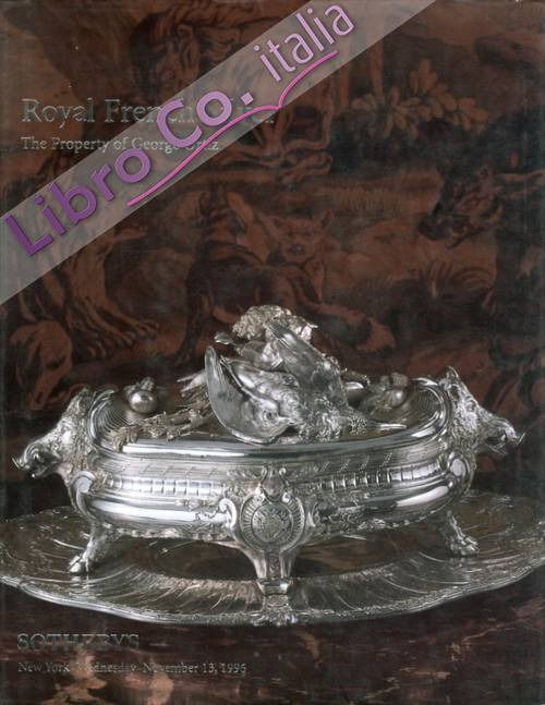 Royal French Silver. The property of George Ortiz