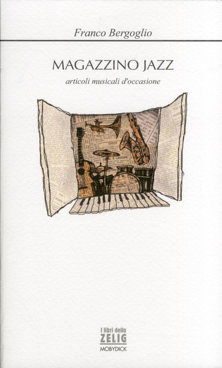 Magazzino Jazz. Articoli Musicali d'Occasione