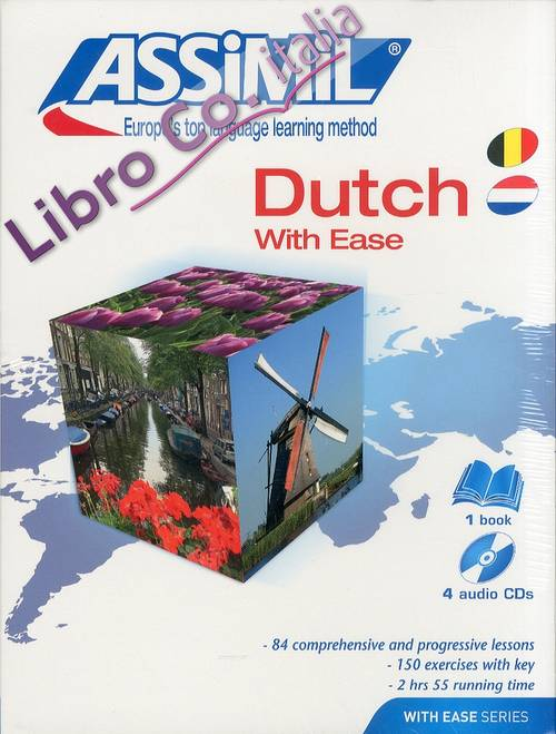 Dutch with ease. Con 4 Cd Audio.