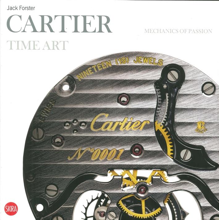Cartier. Time Art. Mechanics of Passion