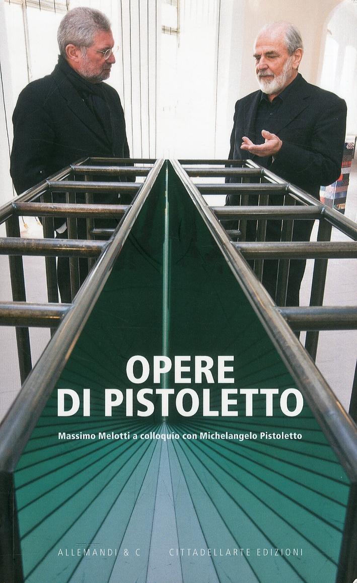 Opere di Pistoletto. Massimo Melotti a colloquio con Michelangelo Pistoletto