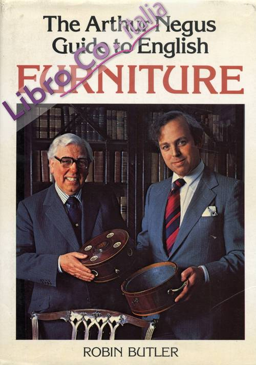 The Arthur Negus. Guide to English Furniture.