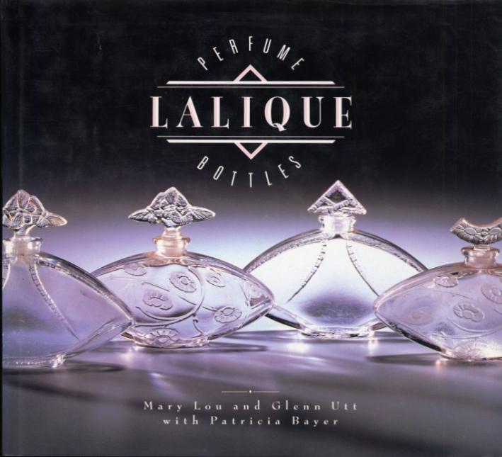 Perfume Lalique bottles.