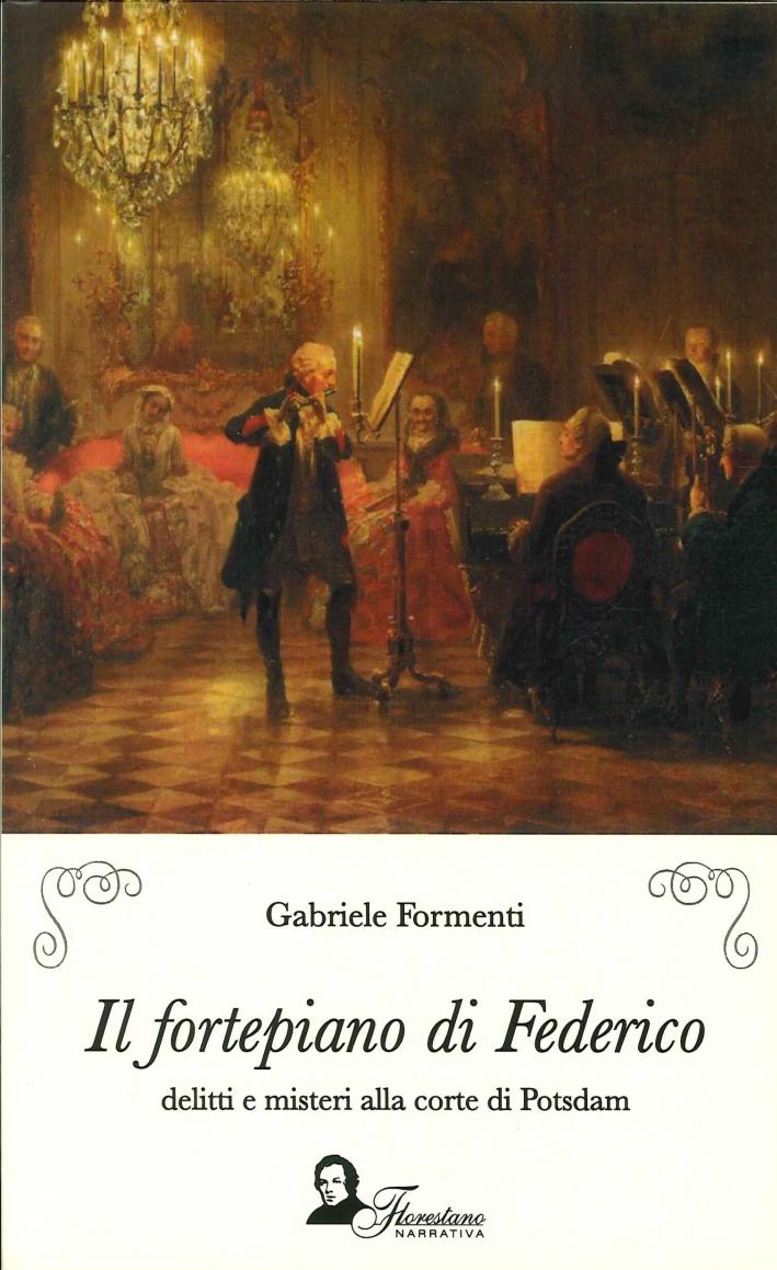 Il fortepiano di Federico.