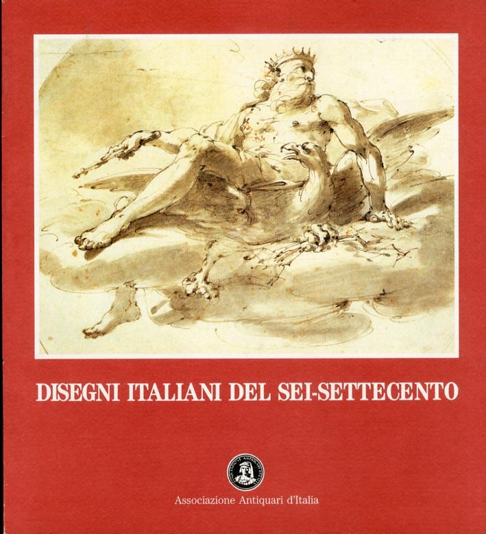 Disegni Italiani dei Sei-Settecento