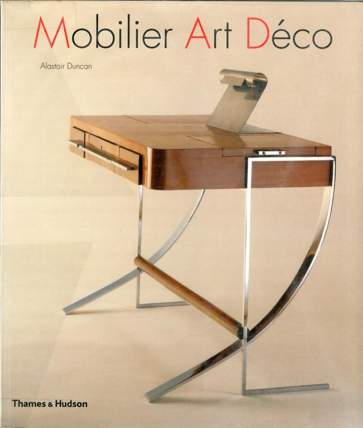 Mobilier Art Deco.
