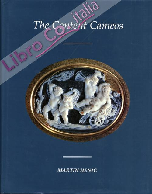 The content family collection of ancient cameos.