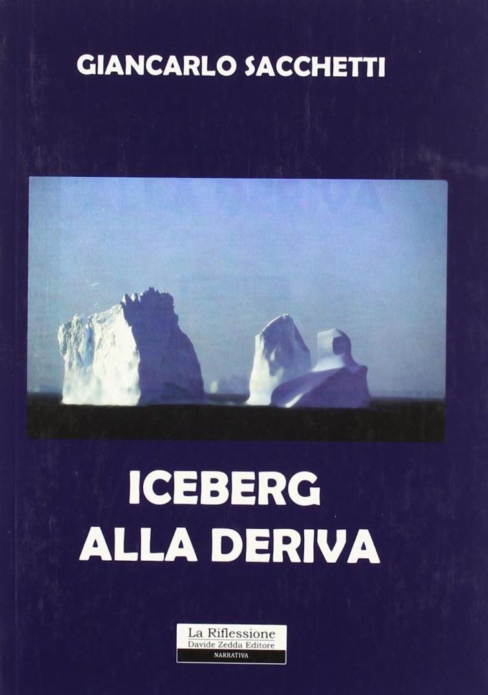 Iceberg alla deriva.