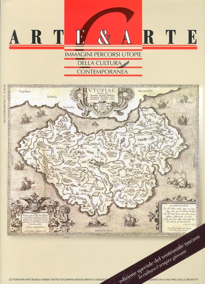 Arte&carte. Immagini, percorsi, utopie della cultura contemporanea