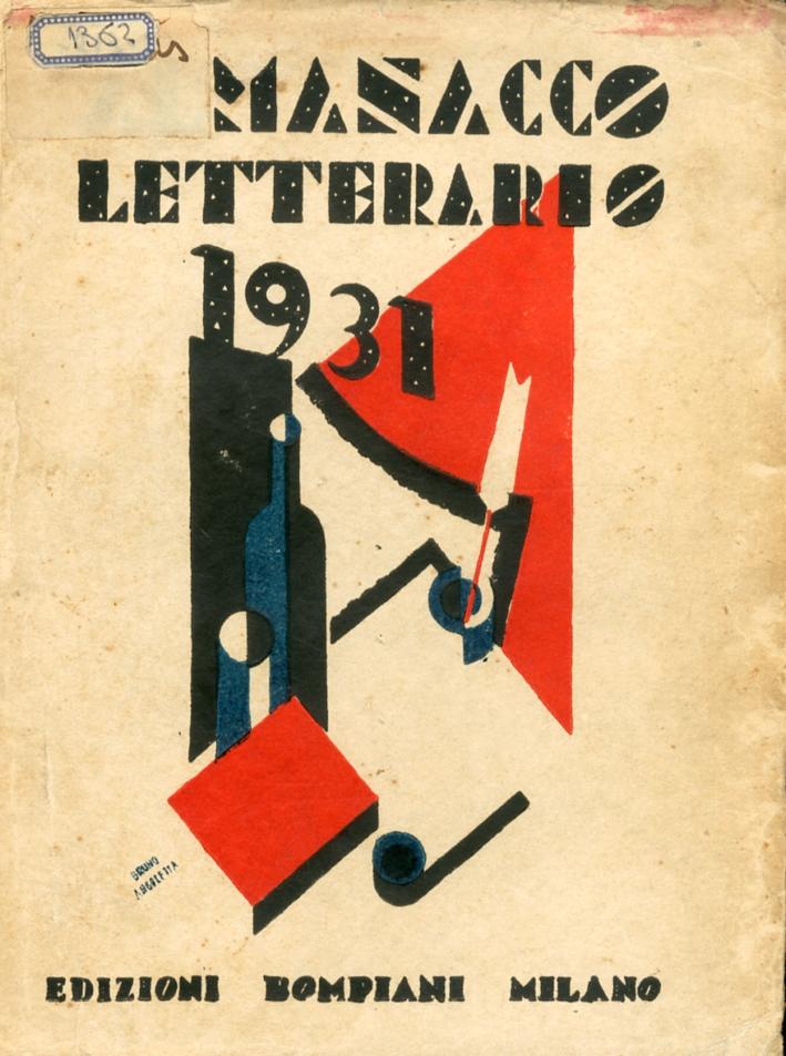 Almanacco Letterario 1931.