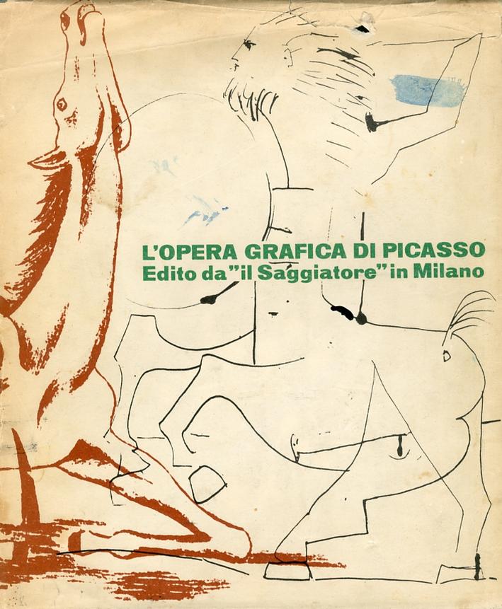 Pablo Picasso. L'Opera Grafica
