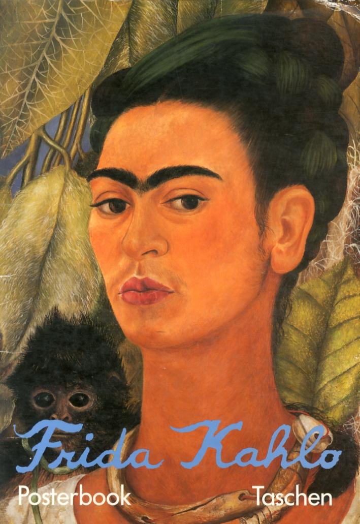 Frida Kahlo. Posterbook.