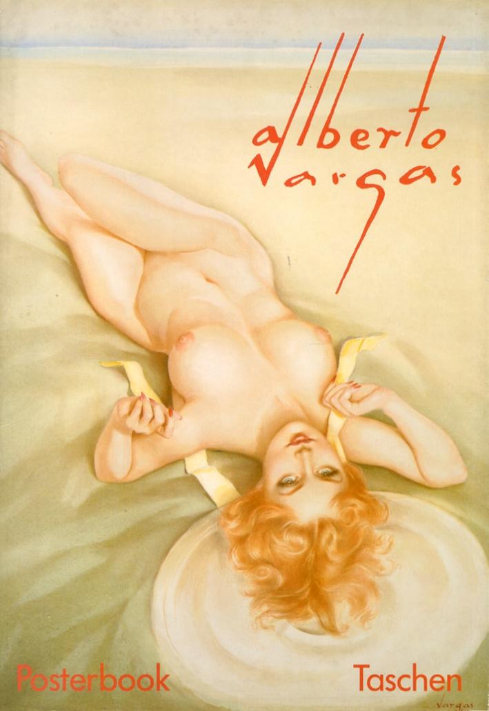 Alberto Vargas. Posterbook