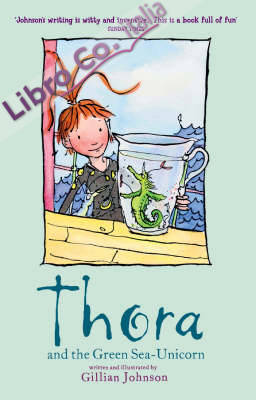 Thora and the Green Sea-unicorn.