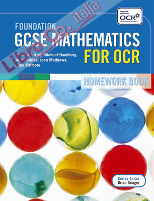 Foundation GCSE Mathematics for OCR.
